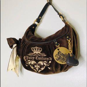JUICY COUTURE ROYAL JUICY model designer handbag